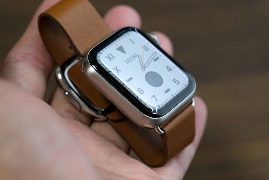 Apple Watchのモダンバックル