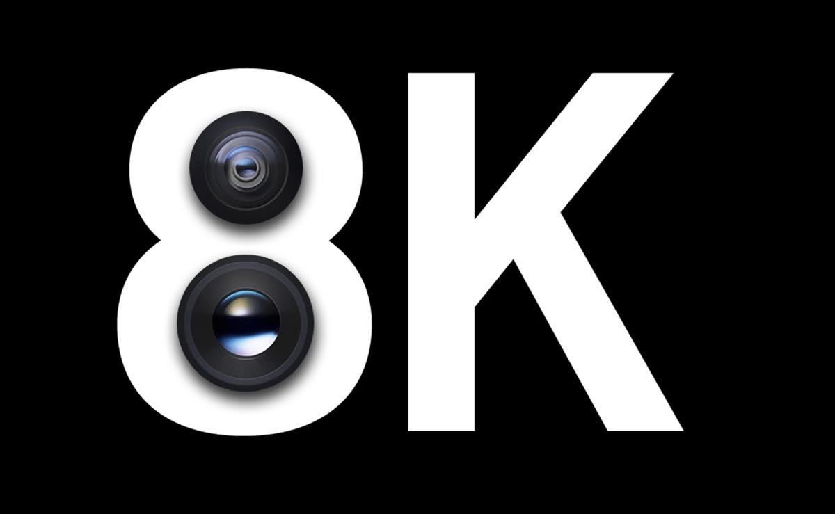 Galaxy S20は8K動画撮影に対応
