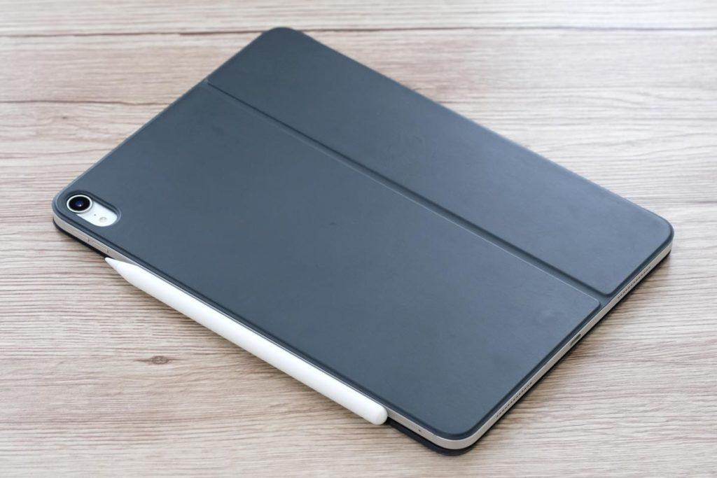 iPad Pro 11インチにSmart Keyboard Folioを装着