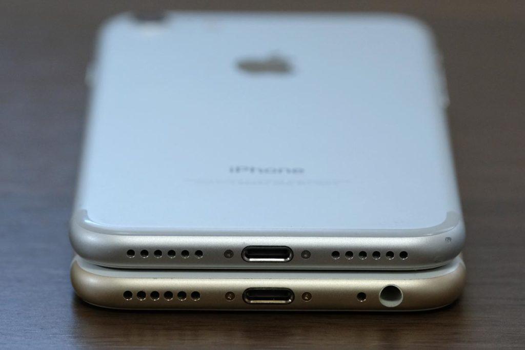 iPhone 7は3.5mmオーディオジャックが廃止された