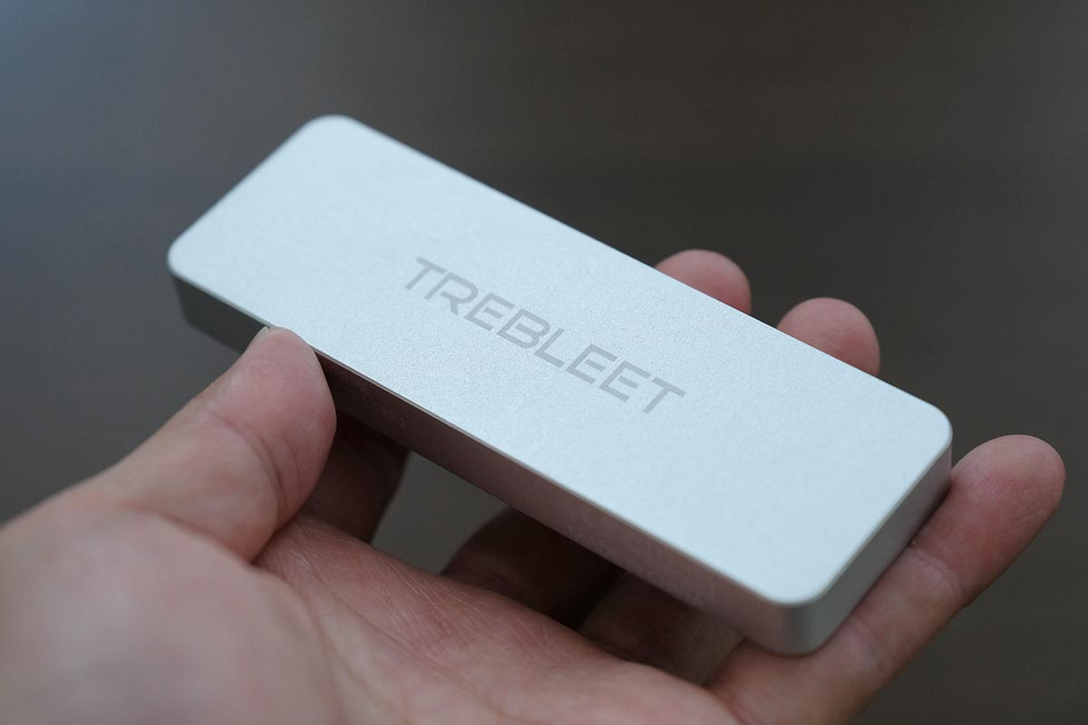 TREBLEETのSSDケース