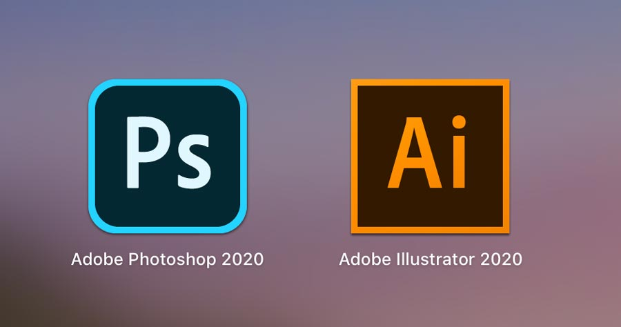 Adobe Photoshop・illustrator