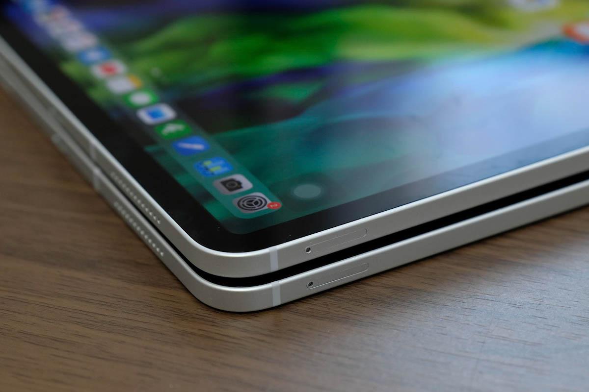 iPad Pro 11インチ(第2世代)・(第1世代)SIMカードスロット