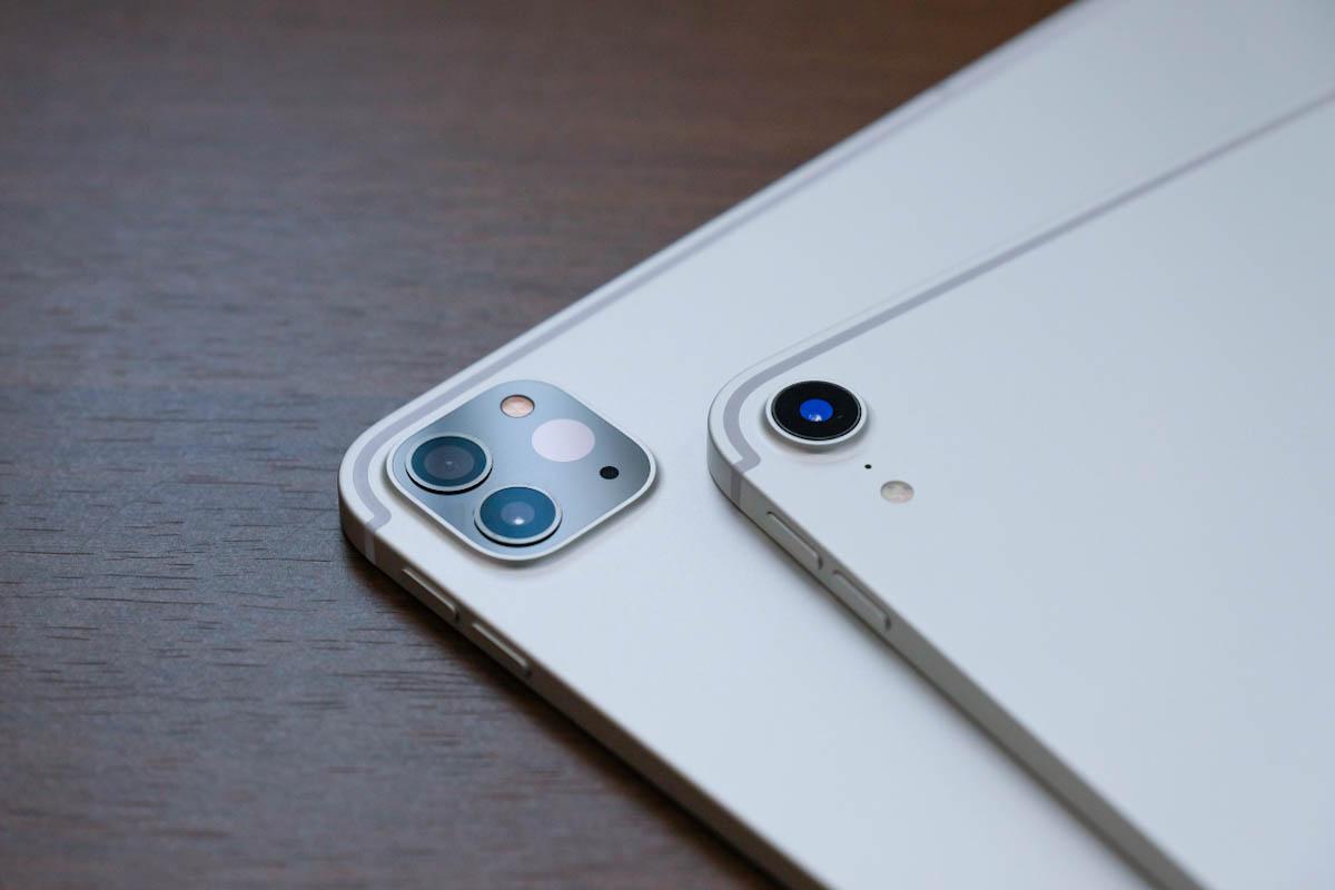 iPad Pro 11インチ(第2世代・第1世代)リアカメラ