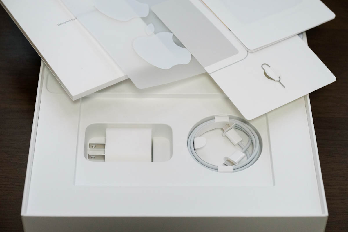 iPad Pro 11インチ(第2世代)付属品一式