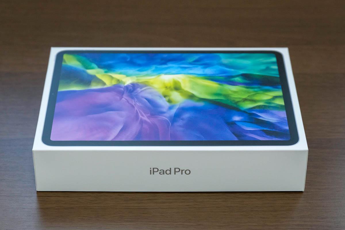 iPad Pro 11インチ(第2世代)パッケージ