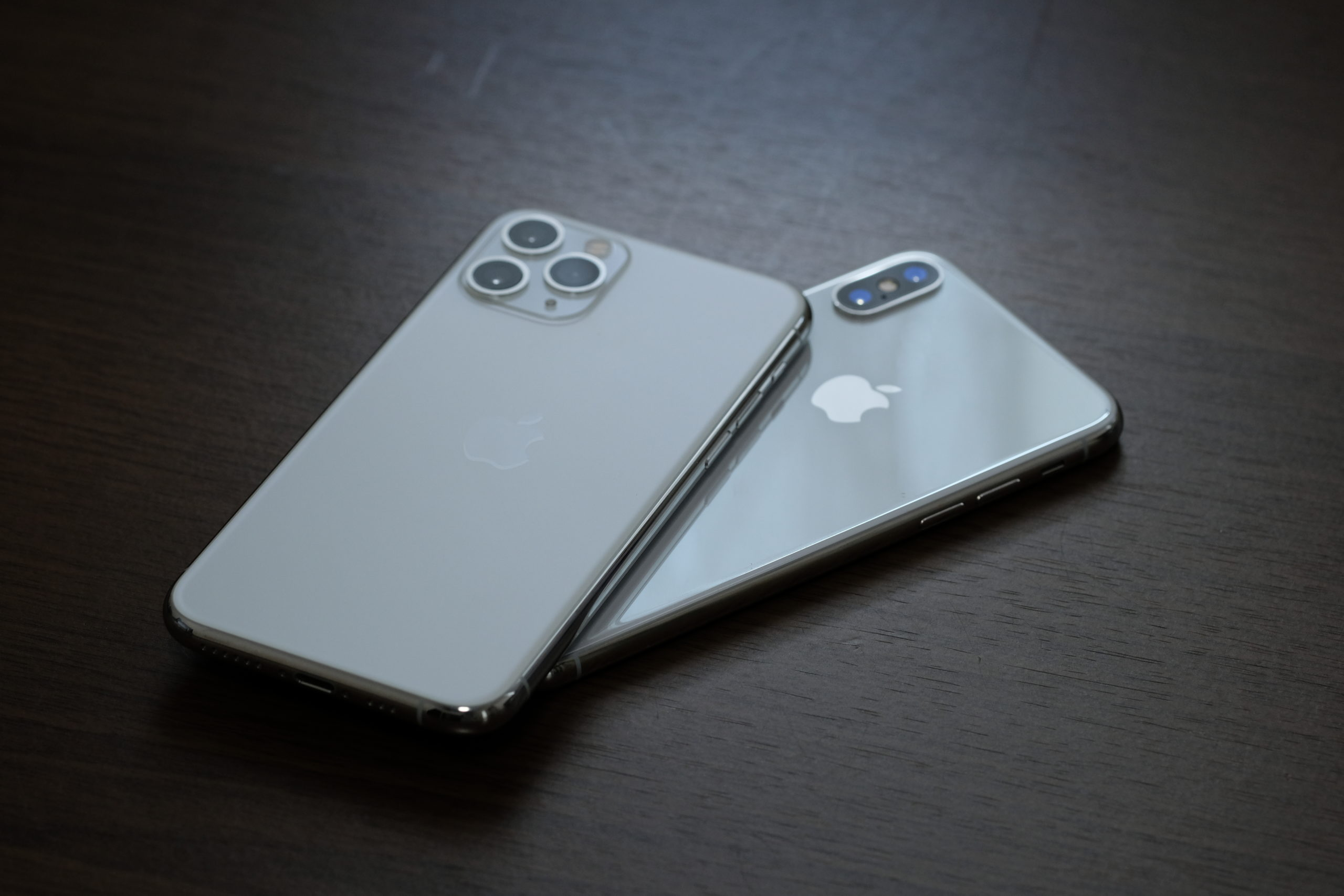 iPhone 11 ProとiPhone XS