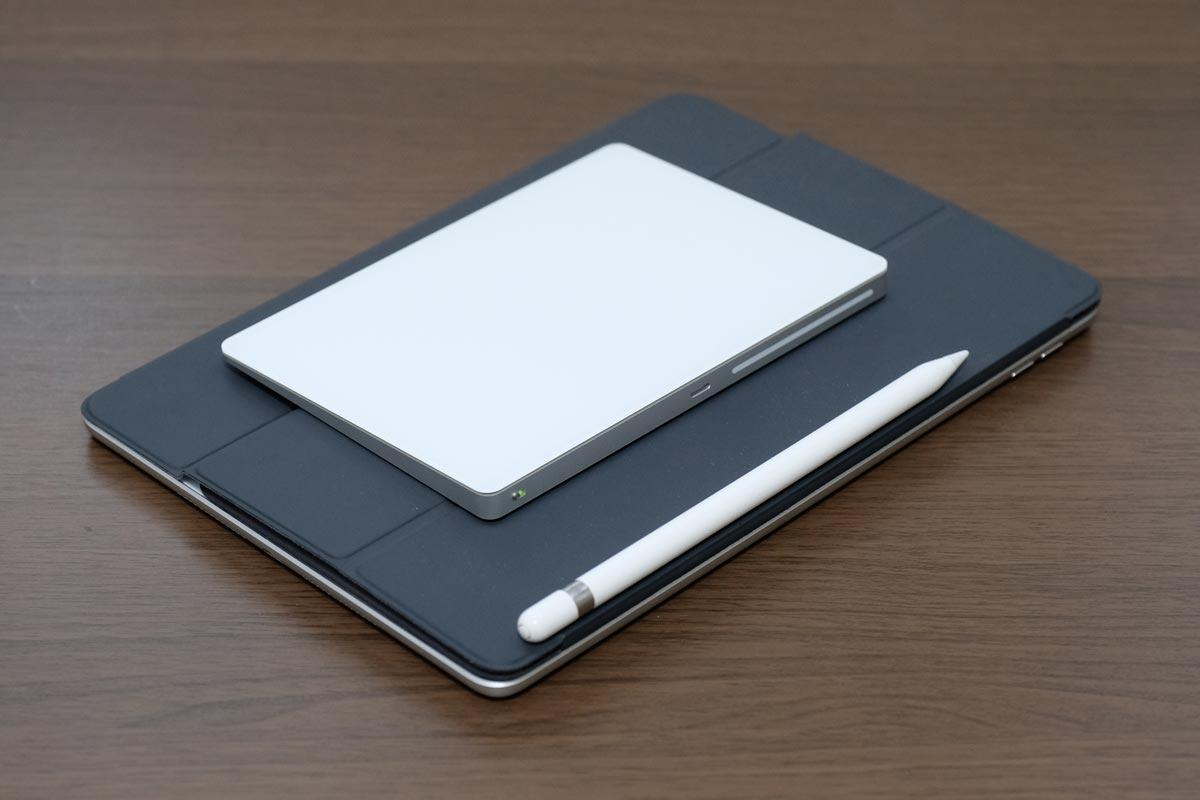 Magic Trackpad 2なら環境を変えなくていい