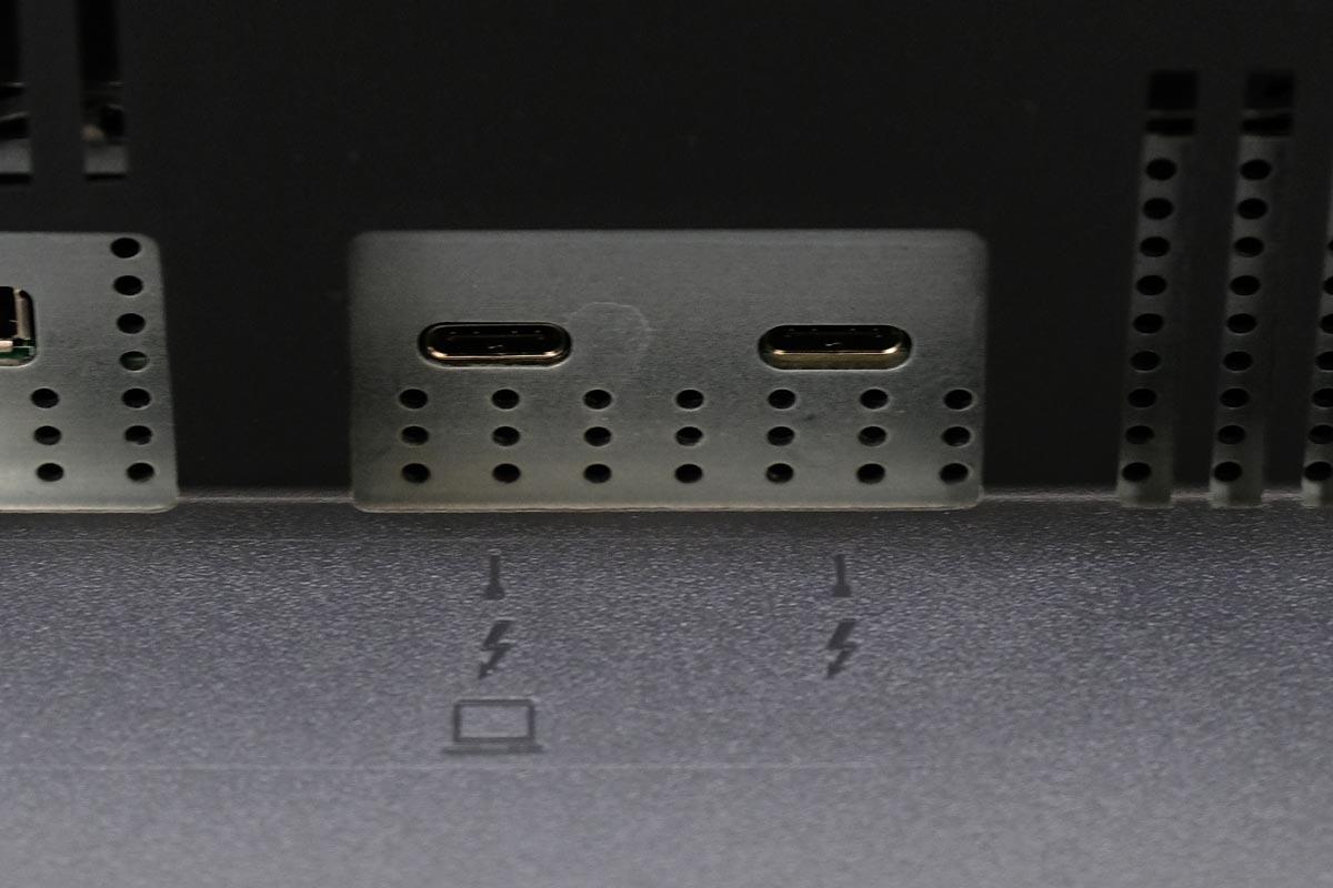USB-Cポートの種類
