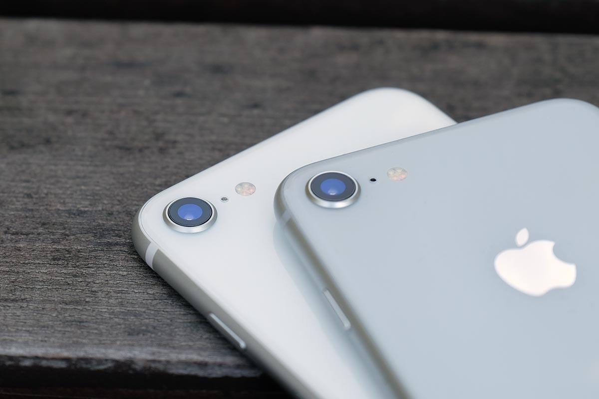 iPhone SE(第2世代)・8のリアカメラ