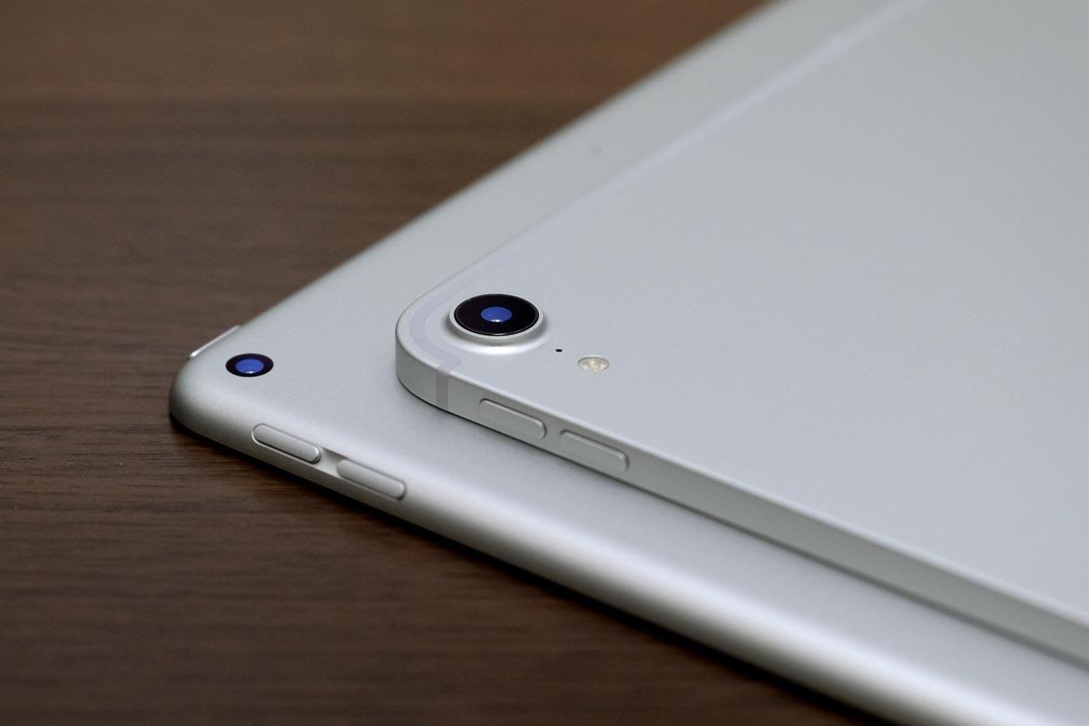 iPad AirとiPad Pro