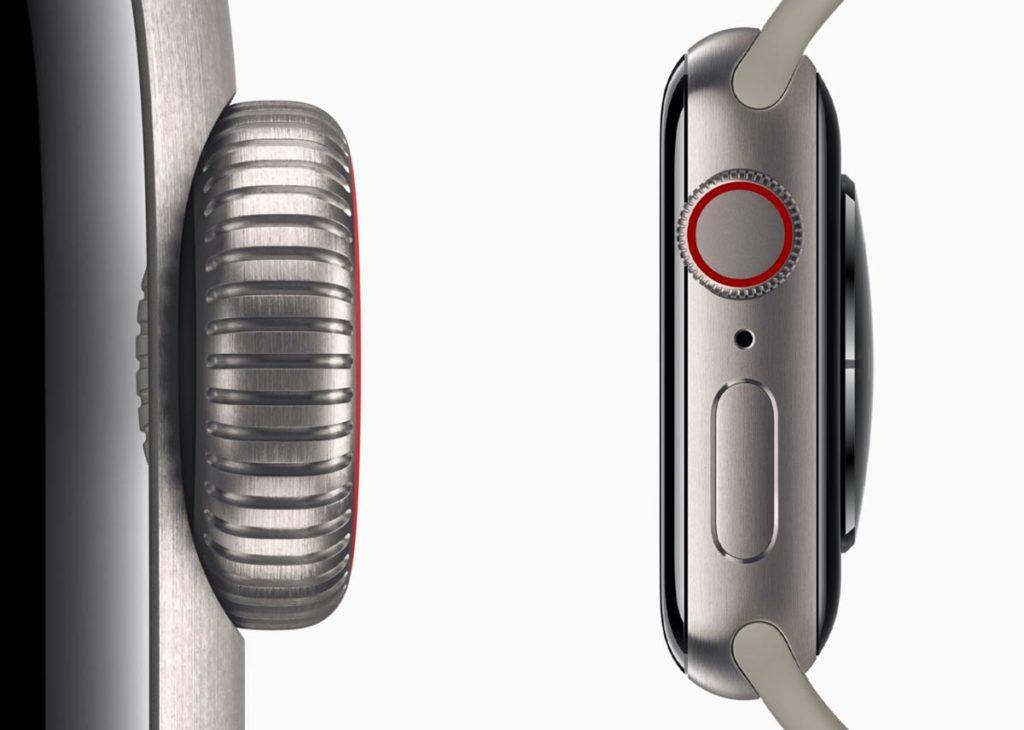 Apple Watch チタニウムケース