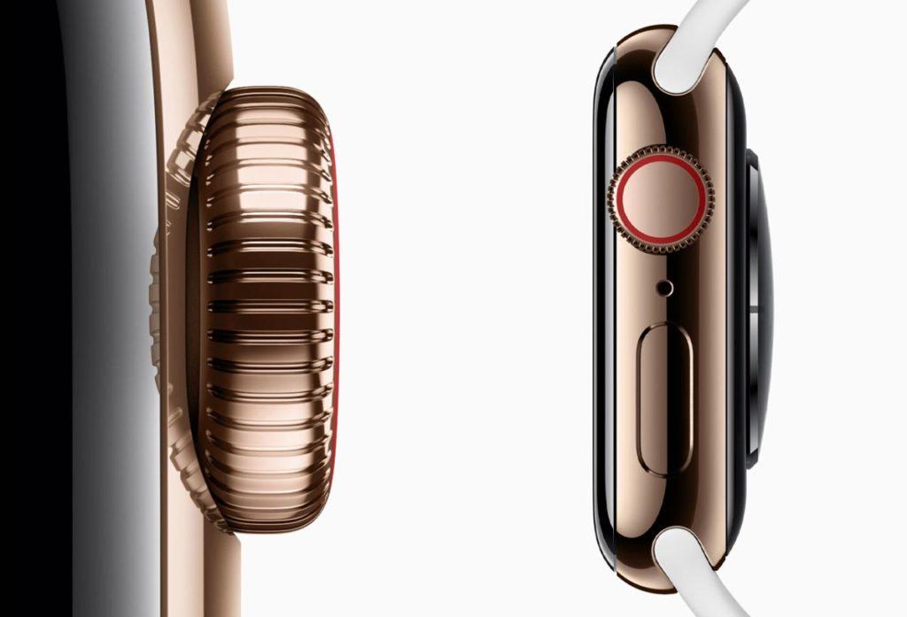 Apple Watch ステンレスケース
