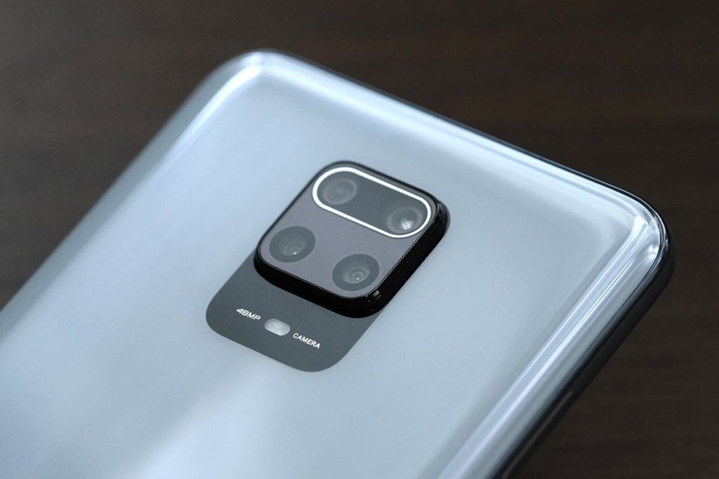 Redmi Note 9S リアカメラ