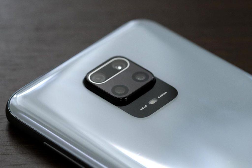 Redmi Note 9 リアカメラ