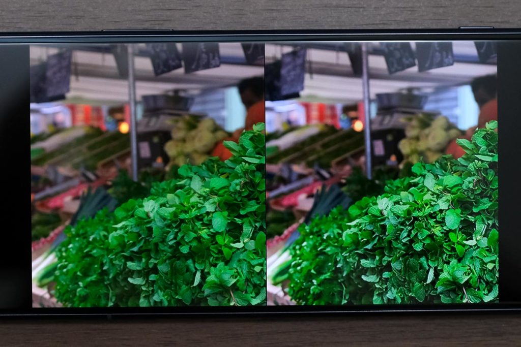 X1 for mobileで動画が高精細に