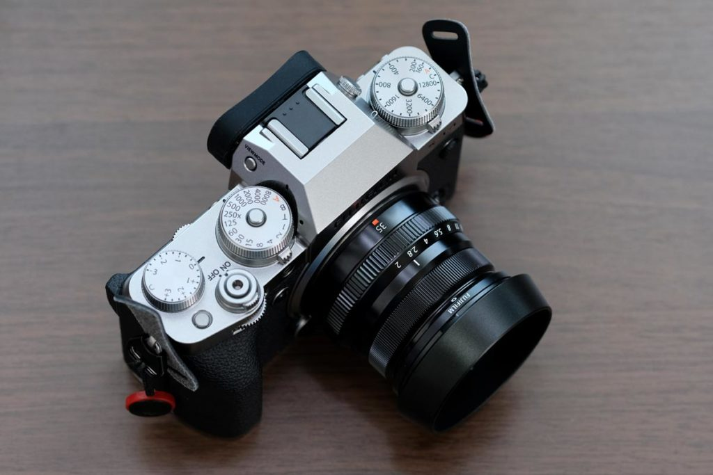 XF35mmF2 R WR