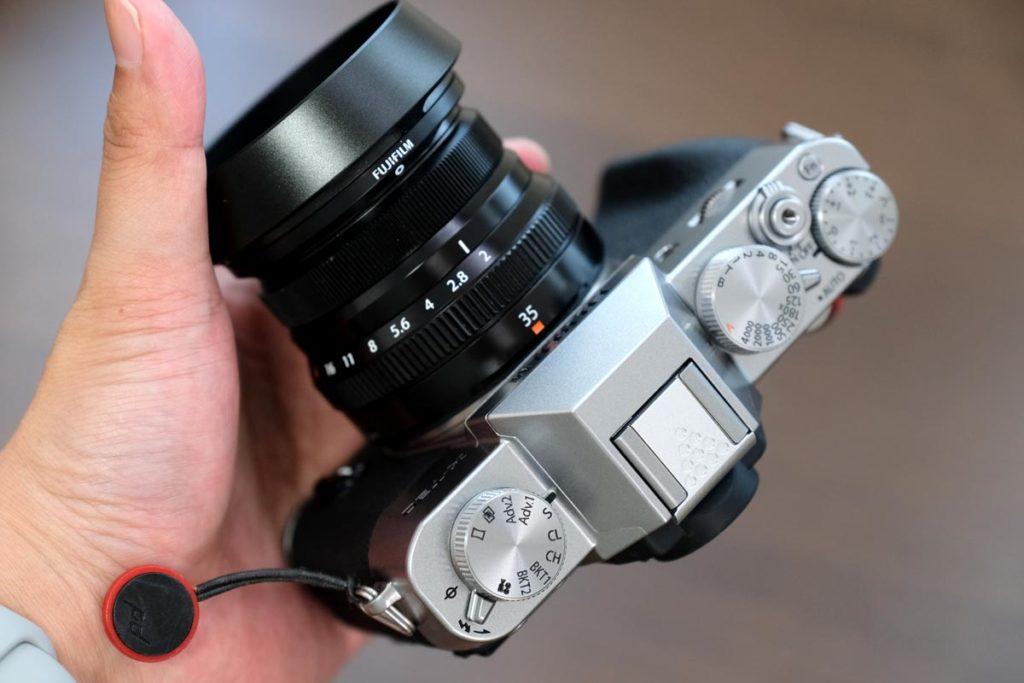 XF35mmF2 R WR + X-T30