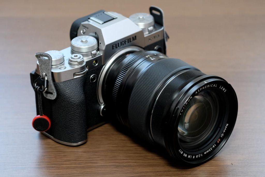 X-T4 + XF16-55mmF2.8