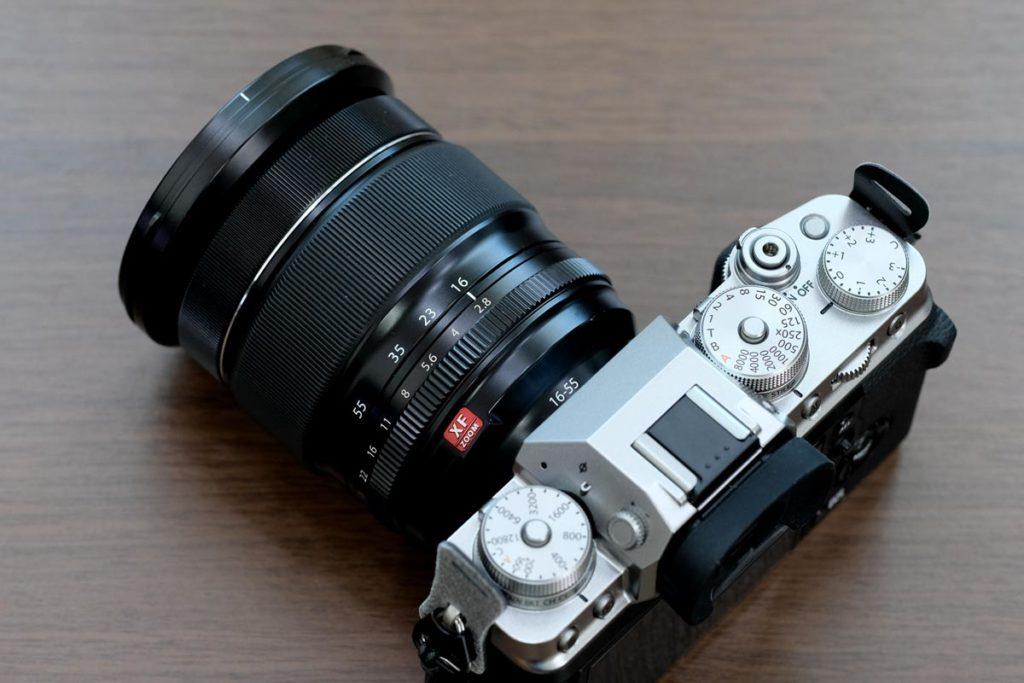 X-T30 + XF16-55mmF2.8