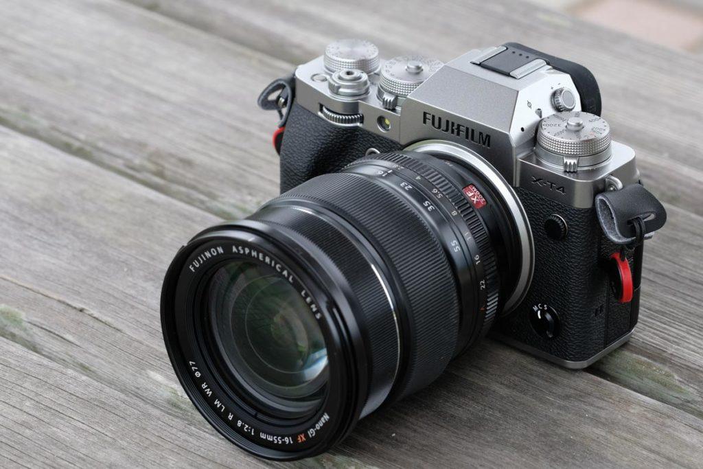 XF16-55mmF2.8も手ぶれ補正しながら撮影できる