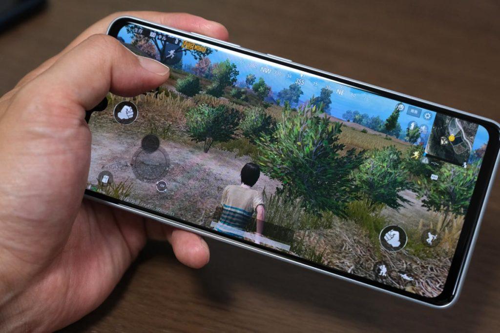 Galaxy A41でPUBGモバイル