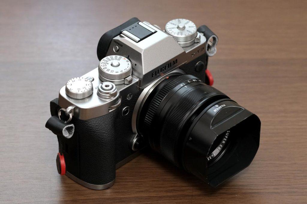 X-T3 + XF35mmF1.4 R