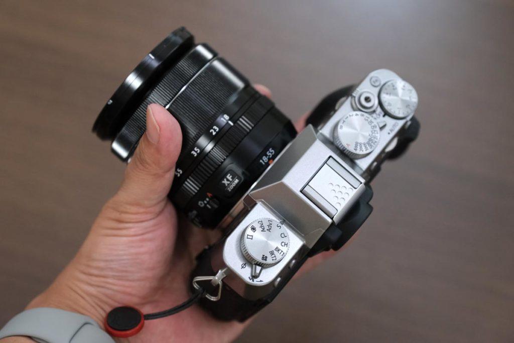 X-T30 + XF18-55mmF2.8-4