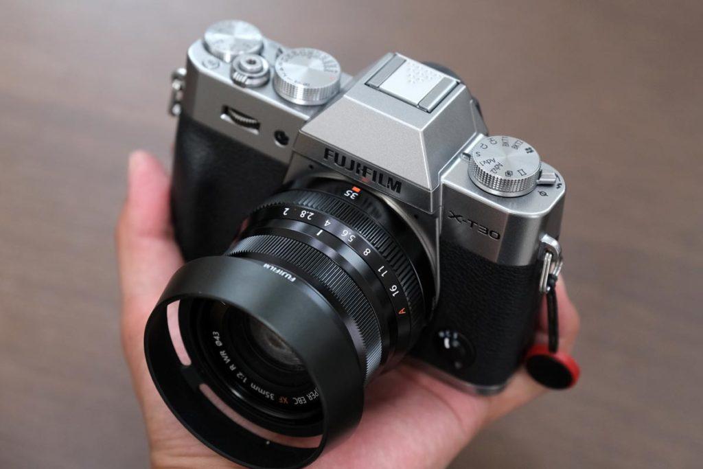 X-T30 + XF35mmF2