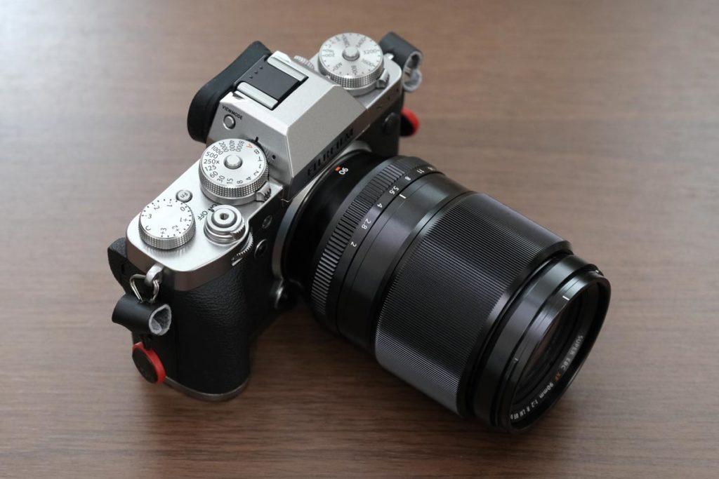 X-T3 + XF90mmF2 R LM WR