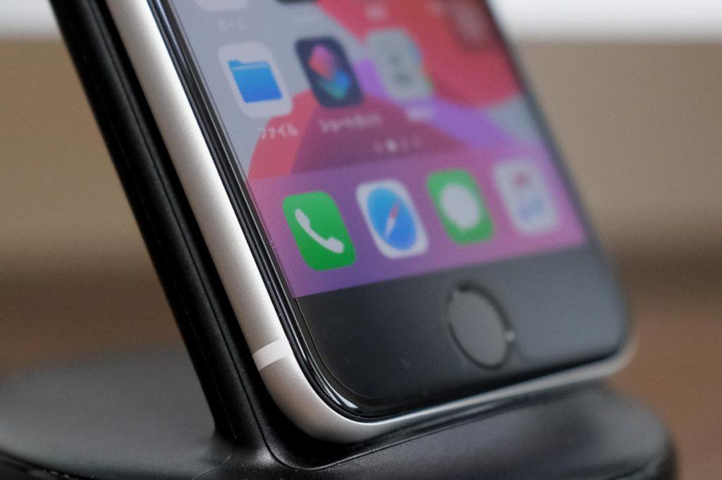 iPhone SE(第2世代)の保護フィルム