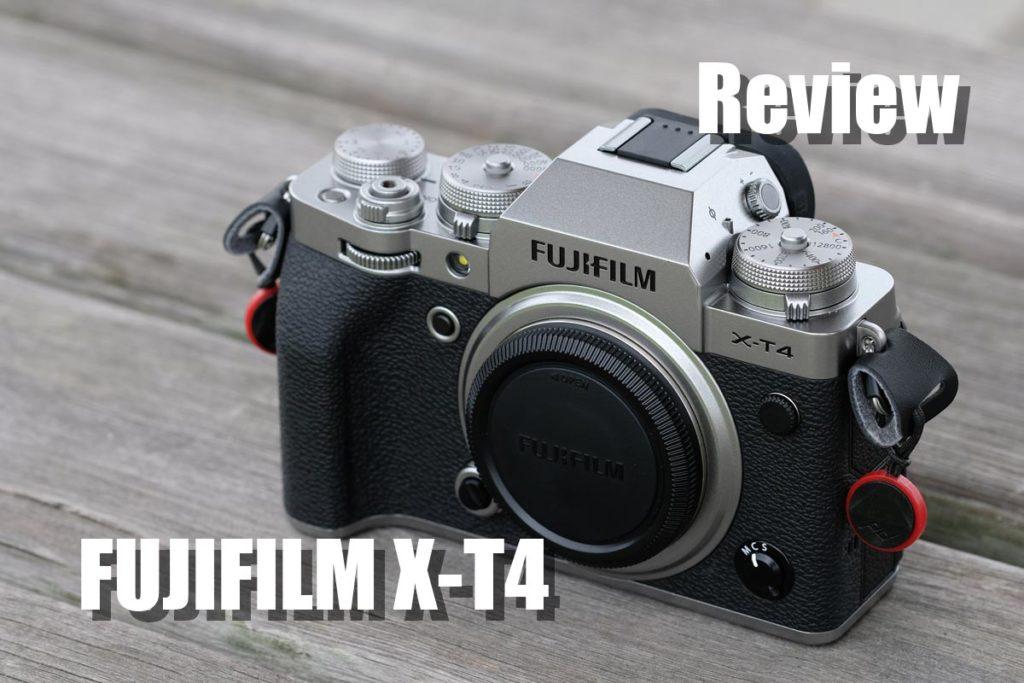 FUJIFILM X-T4 レビュー