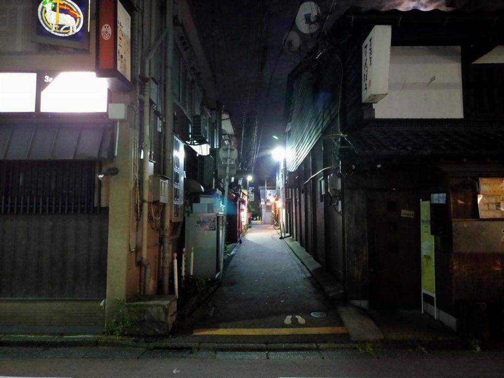 reno3 Aの暗所撮影