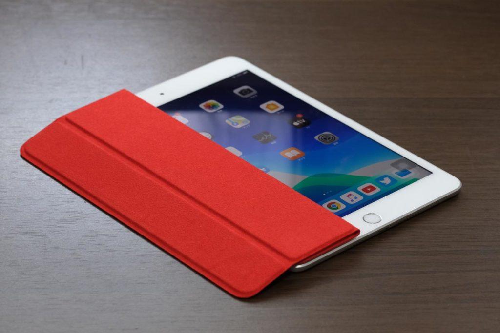 iPad mini 5のスマートカバー