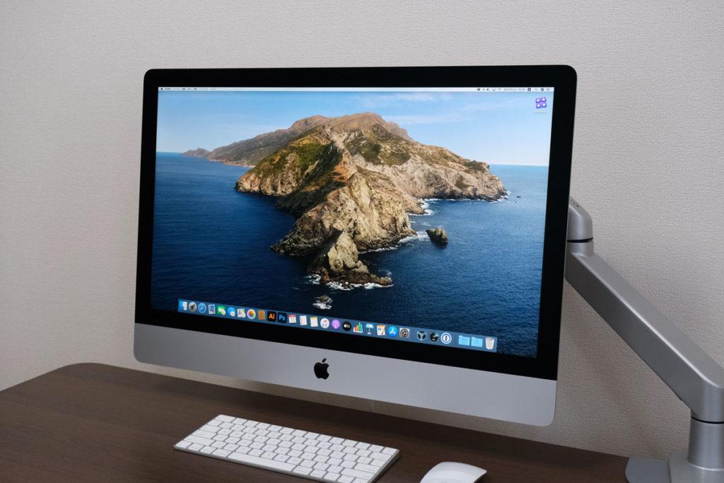 iMac 27インチ(2020)