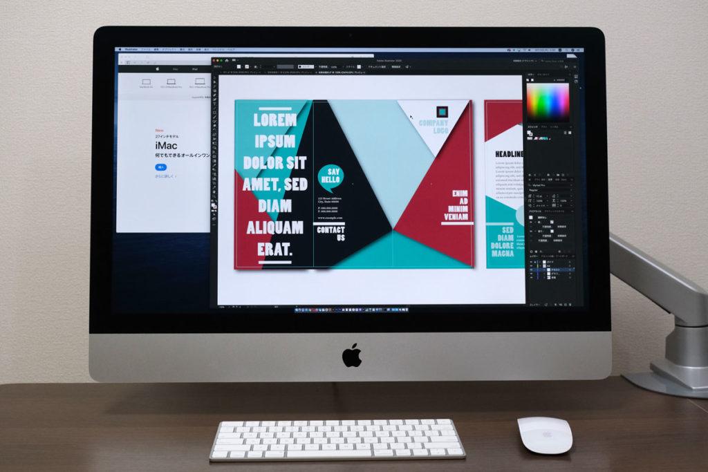 iMac 27インチ VESAマウントアダプタモデル