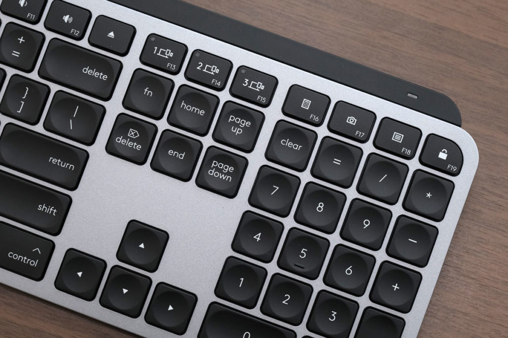 MX KEYS for Macのオリジナルキー