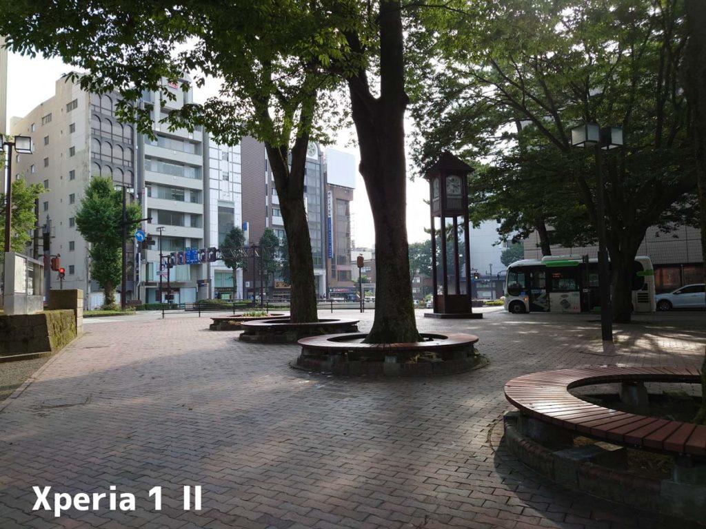 Xperia 1 Ⅱ 標準カメラの画質