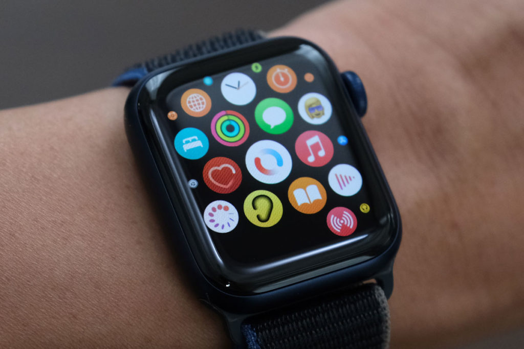 Apple Watch 6の血中酸素ウェルネスアプリ