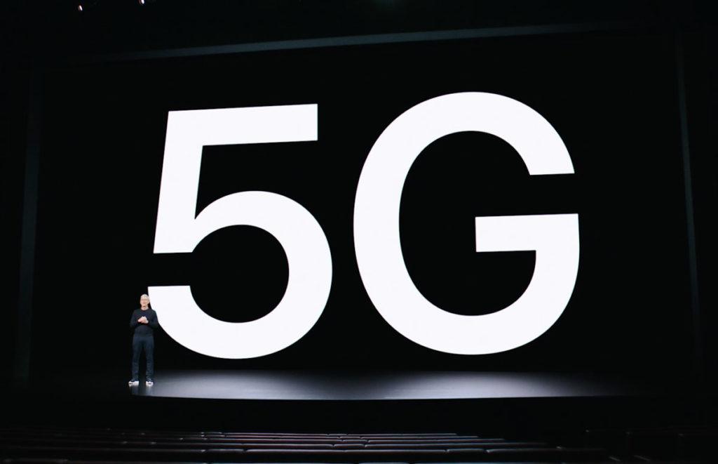 5G通信に対応