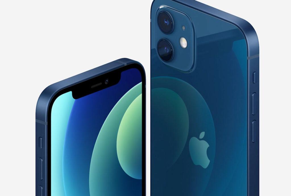 iPhone 12 miniとiPhone 12のデザイン