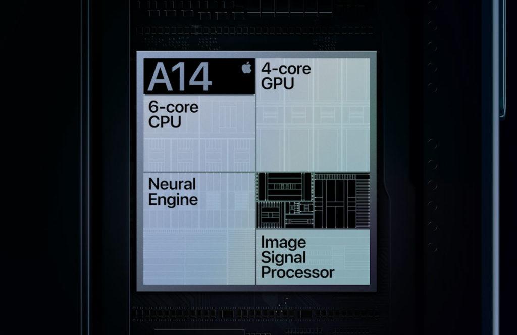 A14 Bionicプロセッサ