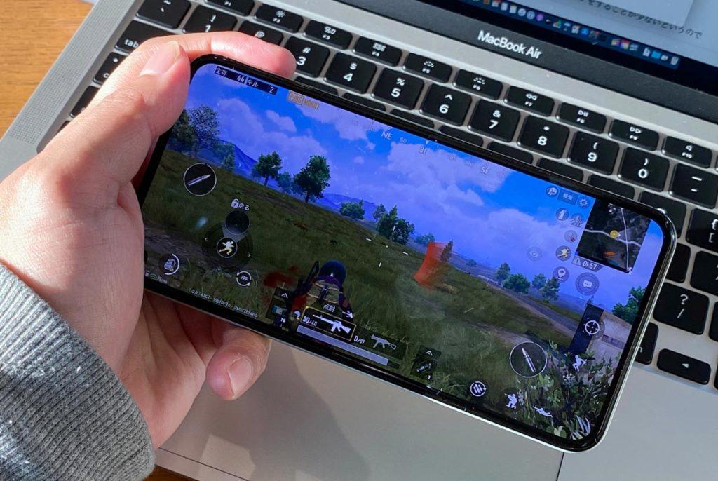 Pixel 5でゲームを楽しむ