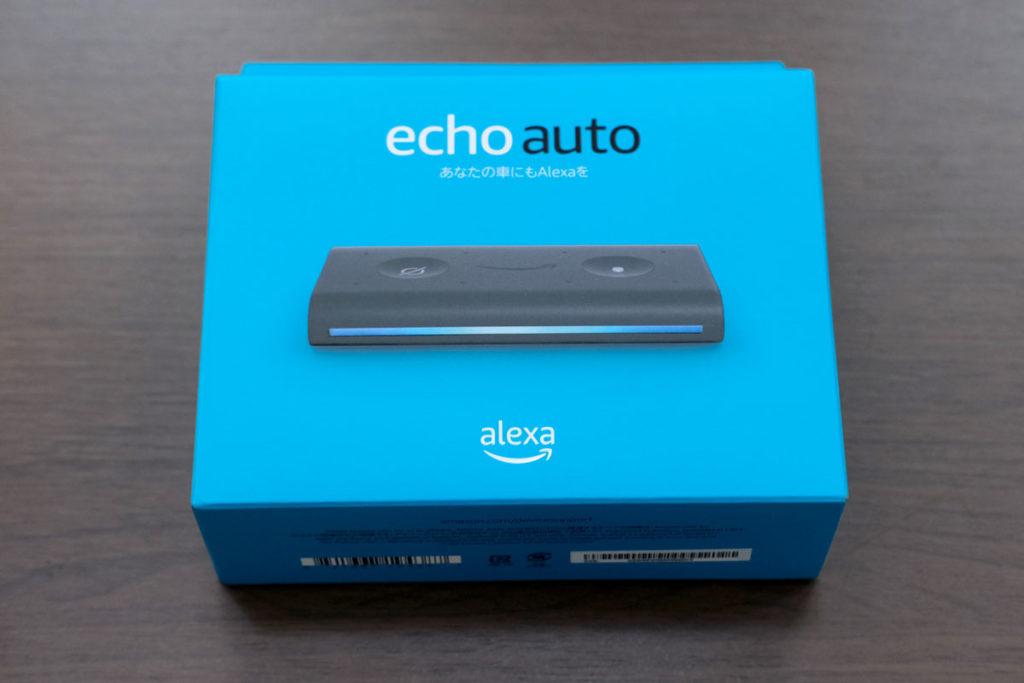 Echo Autoのパッケージ