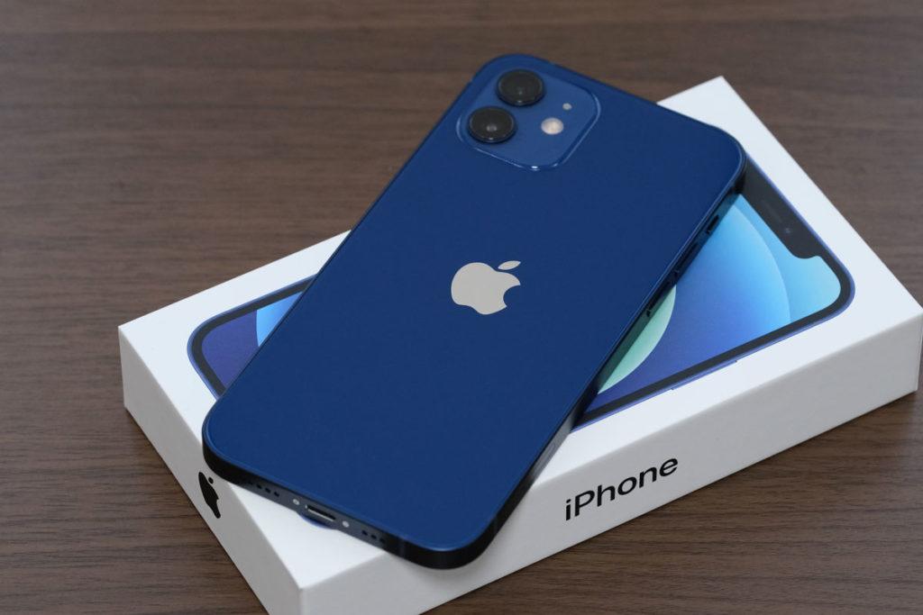 iPhone 12 筐体デザイン