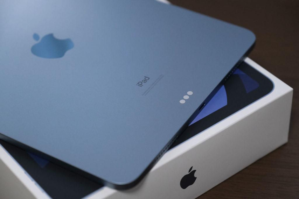 iPad Air(第4世代)のSmart Connector
