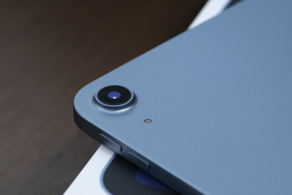 iPad Air 4のリアカメラ