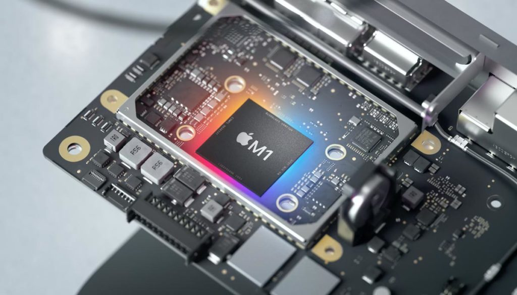 Mac miniのM1チップ