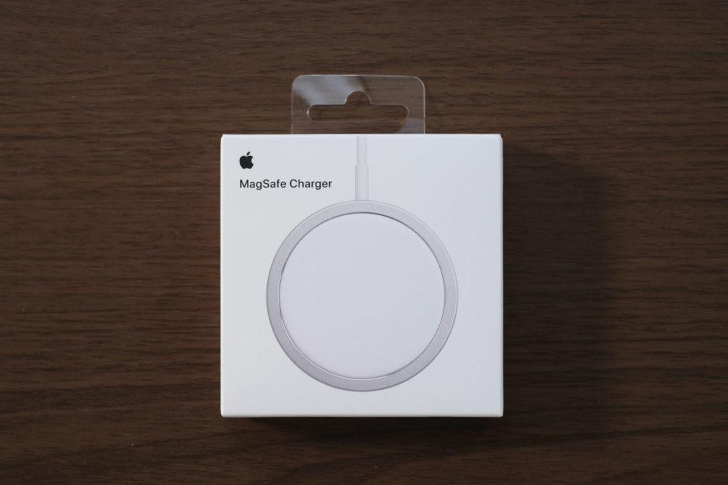 MagSafe充電器 パッケージ
