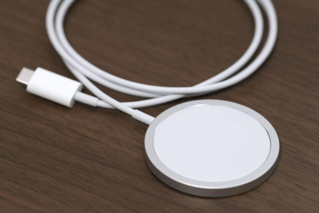 MagSafe充電器のスタイル